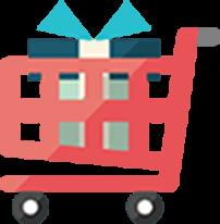 ショッピングサイトのイメージ画像