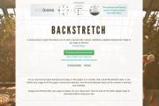 backstretch