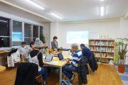 オンラインデザインツールCanvaとファイル転送サービスtenpuを活用したワークショップイベントを開催しました