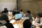大谷翔平も実践している目標達成ツール!マンダラートのレビュー会を株式会社diffeasyさんと行いました